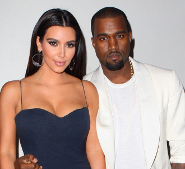 Kim and Kanye  Debate Baby Names