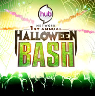 Hub Network's First Annual Halloween Bash!