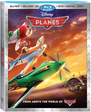 PLANES on Blu-ray Combo Pack 11/19!