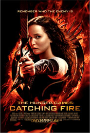 CATCHING FIRE Final Poster Has Arrived!
