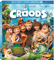 DUN DUN DAHHH! Celebs Impersonate The Croods' Belt!