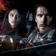 Getaway on Blu-ray + DVD November 26th!