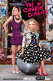 The Carrie Diaries Season 2 Premiere!