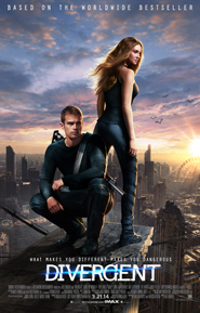 DIVERGENT: First Official Trailer