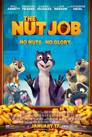 THE NUT JOB Trailer + Poster!