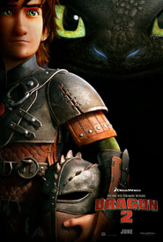 HOW TO TRAIN YOUR DRAGON 2 New Poster!