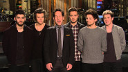 One Direction and Paul Rudd SNL Promo