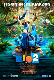 RIO 2 | New Trailer Revealed!
