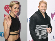 Couple Alert: Miley Cyrus and Kellan Lutz?