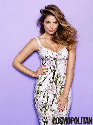 Ashley Benson Dishes to Cosmo
