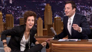 Kristen Wiig as Harry Styles for The Tonight Show