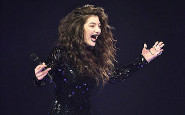 Lorde: BRIT Award Winner