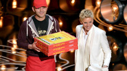 Oscars Pizza Guy: $1,000 Tip!