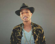 Pharrell Celebrates International Happiness Day!