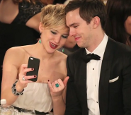 Nicholas Hoult on GF Jennifer Lawrence