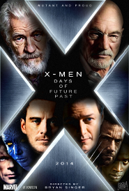 X-MEN DAYS OF FUTURE PAST: NEW TRAILER!