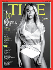 Time Magazine: Beyoncé