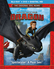 HOW TO TRAIN YOUR DRAGON Collector's Edition!