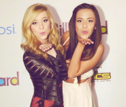 Megan and Liz: Free Falling