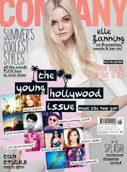 Elle Fanning: Company Cover Girl