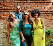 Beyoncé, Solange and Jay-Z: Happy Family