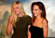 Elle Fanning: Angelina is Otherwordly