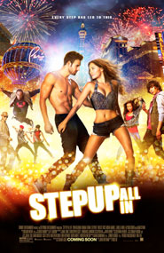 STEP UP ALL IN New Poster!