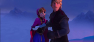 Anna and Kristoff on Once Upon A Time