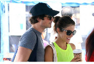 New Couple: Ian Somerhalder and Nikki Reed