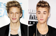 Cody Simpson and Justin Bieber: Collaboration