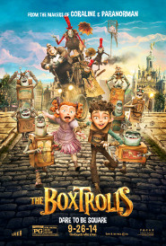 THE BOXTROLLS: OFFICIAL POSTER!