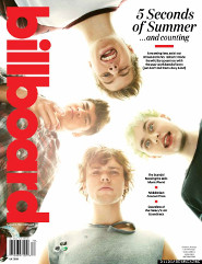 Billboard magazine: 5 Seconds of Summer