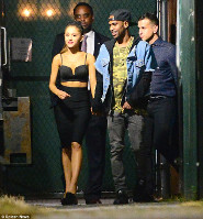New Couple Alert: Ariana Grande and Big Sean