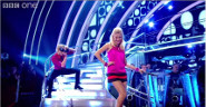 Pixie Lott Shakes it Off on Dance Show