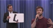 Daniel Radcliffe: Alphabet Aerobics Rap!