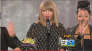 Taylor Swift: Good Morning America Concert!