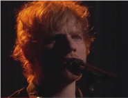 Ed Sheeran on The Voice!