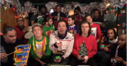 One Direction, Jimmy Fallon  + The Roots: Santa Claus is Coming