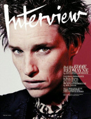 Eddie Redmayne: Interview Magazine