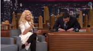 Christina Aguilera: Wheel of Musical Impressions