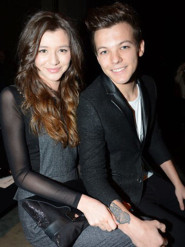 1D's Louis Tomlinson + Girlfriend: Splitsville