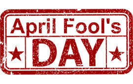 April fools day poll