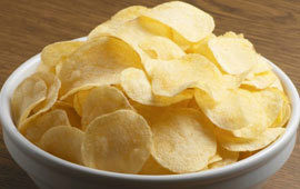 All about potato chips poll