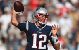 Tom brady football poll