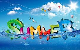 Summer activity poll