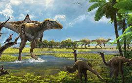 Dinosaur poll