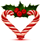 Christmas-heart-cane-poll
