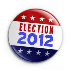 Election 2012 pin poll