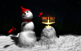 Christmas hanukkah poll