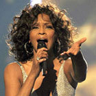 Whitney houston poll